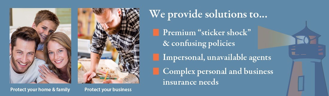 Personal Insurance products from Amber Insurance