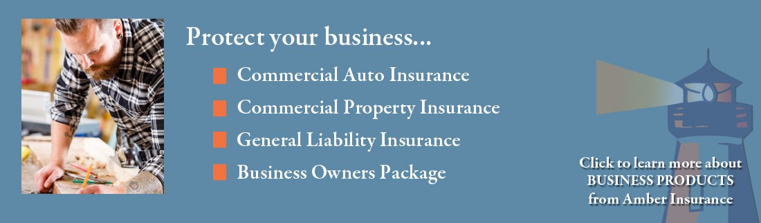 Business Insurance Products from Amber Insurance Services